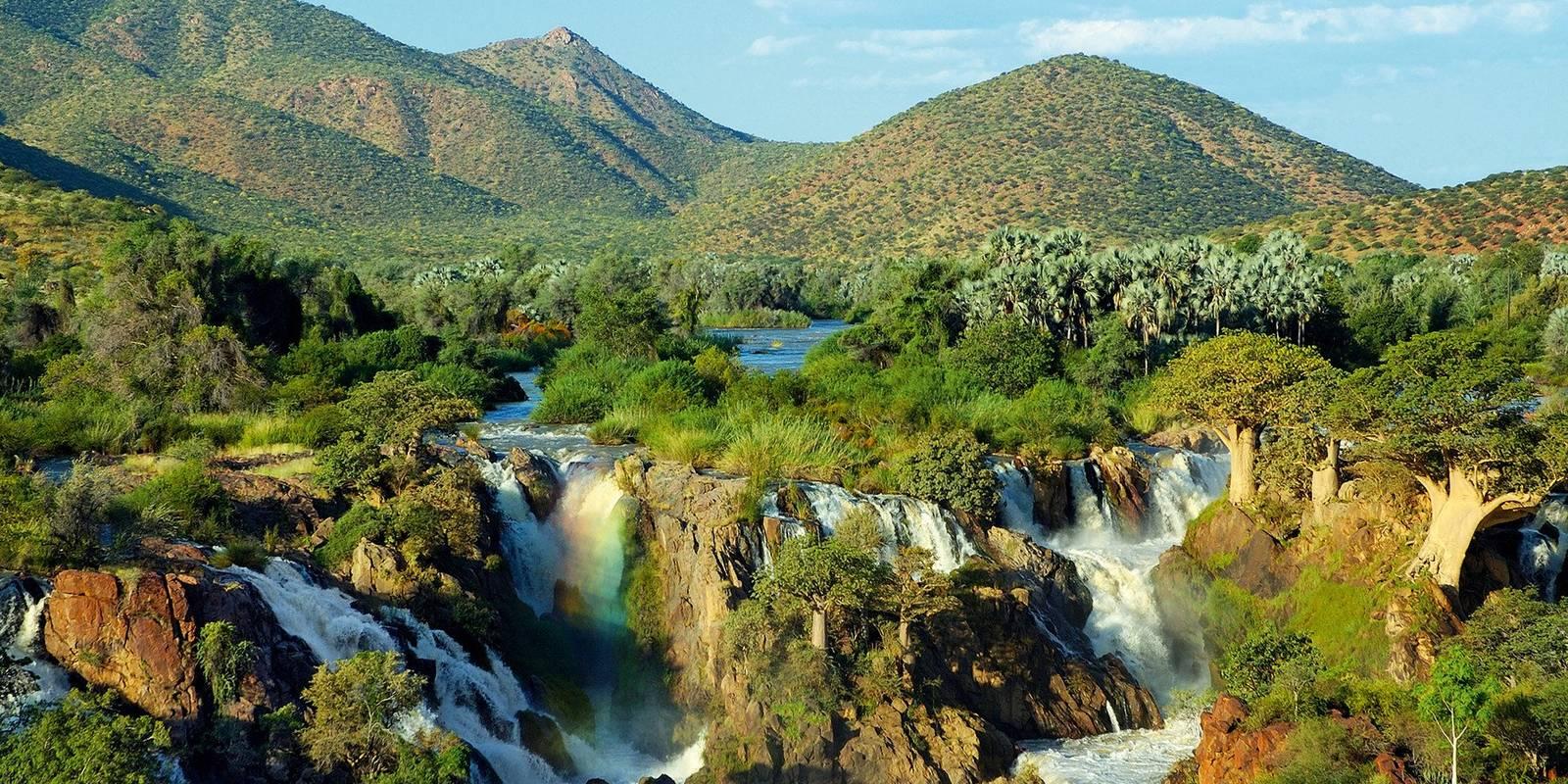 Expédition dans les régions reculées de Namibie