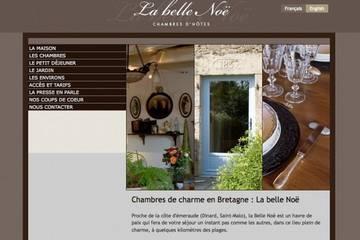 Chambres d'hôtes La Belle Noë à Créhen (Chantal Bigot)