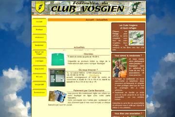 CLUB VOSGIEN (Fédération du Club Vosgien)