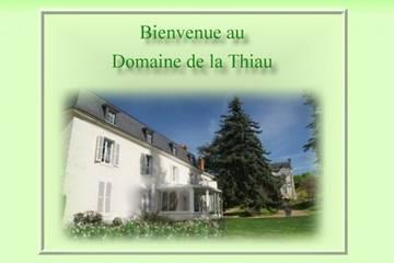 Chambres d'hôtes Domaine de La Thiau à Briare (Bénédicte François-Ducluzeau)