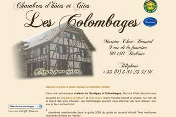 Chambres d'hôtes Les Colombages à Brebotte (Martine Ehret-Bouniol)