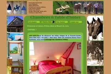 Chambres d'hôtes La Montnoirotte à Crosey-le-Petit (Joelle et Alain Bouchon)