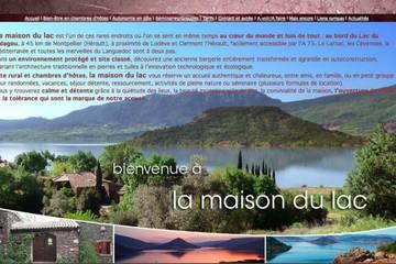 Chambres d'hôtes La Maison du Lac à Celles (Camille Bernard)