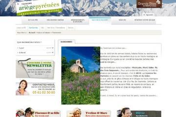 Tourisme Ariège Pyrénées
