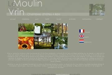 Le moulin de Vrin