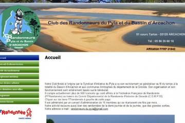Club des randonneurs du Pyla et du Bassin d'Arcachon