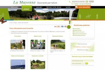Comité départemental du tourisme de la Mayenne