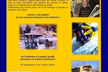 Ecolorado canoë rafting club