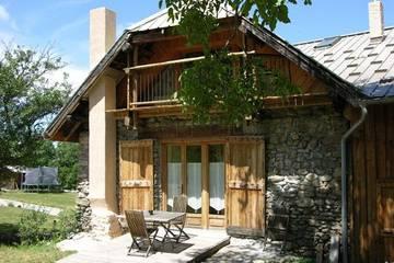 La Fernande Maison d'hôtes de charme et de prestige dans les hautes-alpes