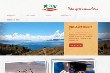 Pérou sur Mesure