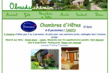 Chambres d'hôtes Obouduchemin à Cindré (Liliane et Philippe Levasseur)