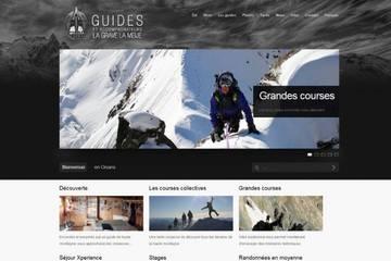 Bureau des Guides La Grave - La Meije