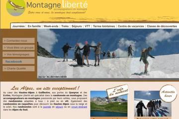 Montagne liberté