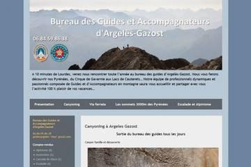 Bureaux des guides Argeles-Gazost