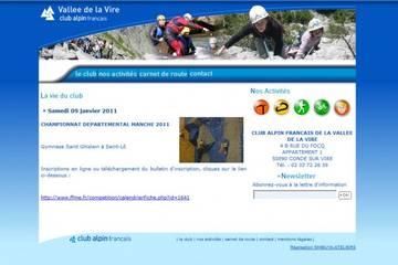 Club alpin français de la vallée de la Vire