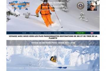 Jean-Marc Kaufmann -  Guide de haute montagne