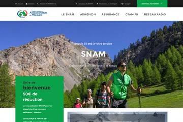 SNAM (Syndicat National des Accompagnateurs en Montagne)