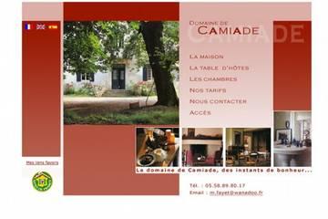 Chambres d'hôtes La Camiade à Clermont (Marie Hébrard-Fayet)