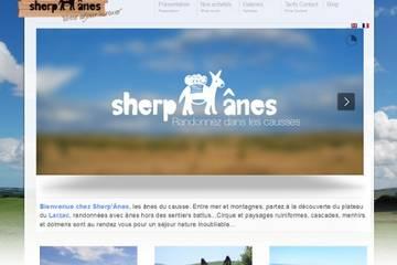 Sherp'ânes Les ânes du causse