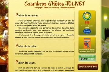 Chambres d'hôtes Jolivert à Châtenay (Bernadette et Bernard Jolivert)