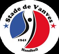 logo stade de vanves handball