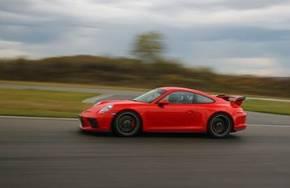Stage de Pilotage en Porsche 991 GT3 - Circuit d'Issoire