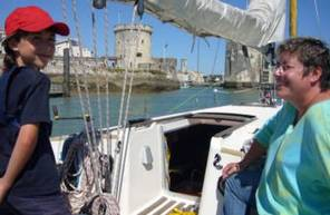 Excursion en Voilier à La Rochelle