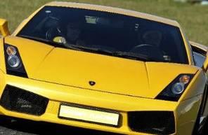 Pilotage d'une Lamborghini Gallardo - Circuit de Folembray
