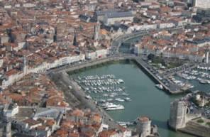 Baptême en Hélicoptère en Charente-Maritime - Vol découverte de La Rochelle