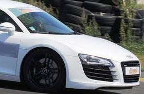 Stage de Pilotage en Audi R8 - Circuit de Fontenay Le Comte