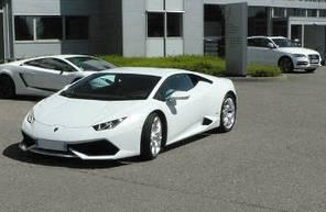 Stage de Pilotage en Lamborghini Huracan - Circuit de l'Anneau du Haut Rhin
