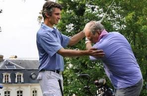 Cours particulier de golf au golf d'Etiolles