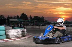 Session de Karting à Nîmes