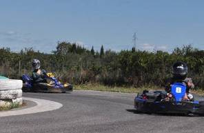 Session de Karting type Grand Prix à Nîmes