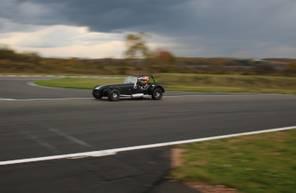 Stage de Pilotage en Caterham 1600K - Circuit du Grand-Sambuc