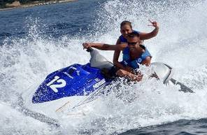Initiation Jet Ski et Kayak à Antibes