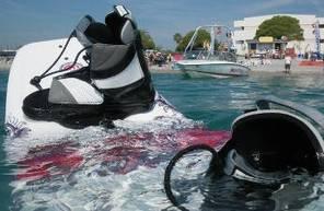 Initiation au Wakeboard et balade en Kayak près de Nice