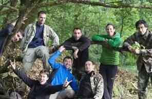 Stage de survie en milieux  naturels en Normandie près de Dieppe