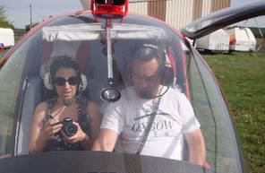 Initiation au pilotage d'ULM Autogire près d'Aurillac