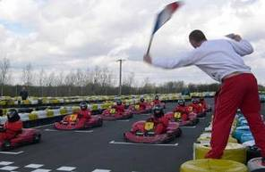 Session de Karting près de Tours