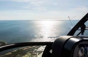 Baptême en Hélicoptère à Perpignan