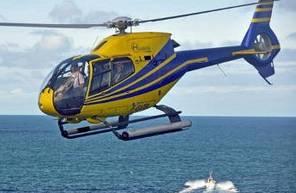 Initiation au Pilotage d'Hélicoptère à Biscarrosse