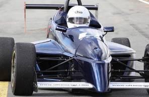 Pilotage d'une Formule Renault - circuit de Bordeaux Merignac
