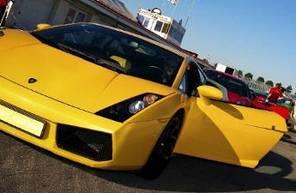 Pilotage d'une Lamborghini Gallardo LP-560 - Circuit du Bourbonnais