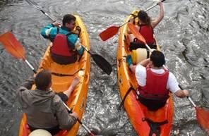Location de Kayak biplace à Guérande à proximité de Saint-Nazaire
