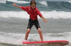 Stage de Surf à Concarneau