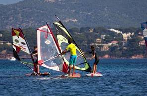 Stage de Windsurf près de Toulon