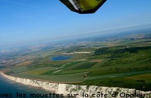 Vol personnalisé en ULM près de Lille ou Arras ainsi que dans les Weppes