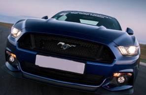 Stage de Pilotage en Ford Mustang - Circuit de Lohéac
