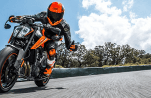 Stage de Pilotage sur KTM Duke - Circuit Driving Center